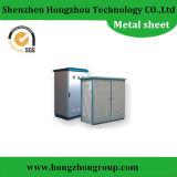 Fabricante personalizado alta qualidade do cerco do metal de folha do OEM de China