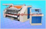 Línea de corrugado de un solo facer para cartón corrugado que hace la máquina