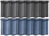 Le CE possèdent la tuile de toit enduite par pierre colorée en métal