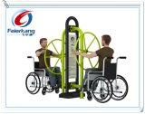 Equipo Handicapped de la aptitud del parque del Grm del patio al aire libre para los minusválidos