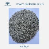 Gel do silicone da alta qualidade/Bentonite natural que aglutina a maca de gato