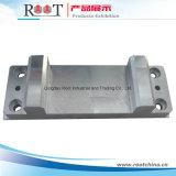 Aluminiun modificó piezas de la máquina para requisitos particulares del CNC