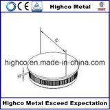 Monture de balustrade d'acier inoxydable pour la balustrade et la balustrade