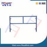 Frame van de Ladder van het Type van metselaar het Enige voor Steiger