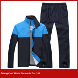 Venda Por Atacado Men Blue Sport Suit (T107)