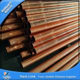 Tubulações de cobre para o condicionamento de ar