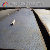 S235jr Hr Mild Checkered Floor Steel Plate