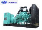 Cumminsのディーゼル機関セットによって動力を与えられる1000kw 50Hzの発電機