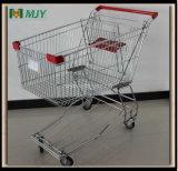 Erhöhte Supermarkt-Einkaufen-Einkaufen-Laufkatze Mjy-150ah2