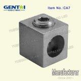 Tipo terminal mecânico de alumínio do Au do condutor de Au-0 Au-2/0 Au-250 Au-350 Au-600 Au-800 dois