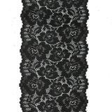 Merletto elastico classico asiatico per gli accessori dell'indumento