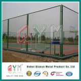 Загородка звена цепи цены по прейскуранту завода-изготовителя/загородка теннисного корта/загородка спортивной площадки
