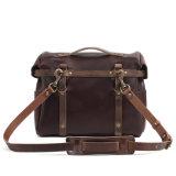 中国の卸し売り本革メンズデザイナー肩のメッセンジャー袋