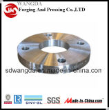 Flange do aço de carbono do forjamento de ASTM A105