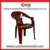 Molde plástico da cadeira do braço com a alta qualidade em Huangyan
