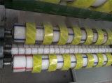 Découpeuse adhésive de bande de gomme du type Gl-215 neuf