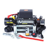X Hunter Recovery Winch für Jeep (SC12.0X)
