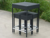 Bar TableのアルミニウムFurniture Outdoor Bar Stool