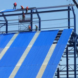 يتيح ركّبت بلاستيكيّة سقف صفح في الصين