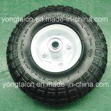 Felgen-Luft-pneumatisches Rad des Metall10inch 3.50-4 für Hand-LKW
