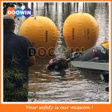물속에 잠긴 구조 & 부상능력 공수 보급 부대