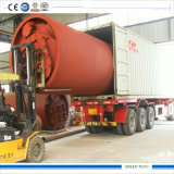 5ton Tyre Recycling Oil Pyrolysis Plant
