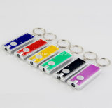 Hot Sale Promotional LED Light Torch Keychain