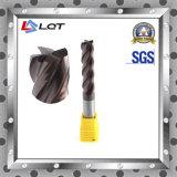 HRC 50 CNC機械炭化タングステンの切削工具