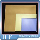 Spiegel 5mm van het Brons van de Spiegel van de kleur Spiegel