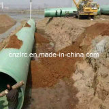 Zusammengesetztes rohr-Öl-Gas-Rohr des Rohr-(FRP/GRP/GRE) faserverstärktes Plastik