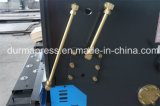 Machine de découpage d'acier inoxydable du certificat QC12y 8X3200 de GV
