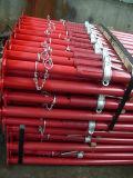 Baumaterial-justierbare Stahlstütze für Aufbau-Gebrauch