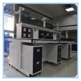2015 새로운 디자인 중국 학교 강철 생물학 실험실 테이블