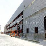 강철 Prefabricated Mettalic 작업장 건물