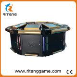 Máquina del casino de juego del empujador de la moneda con 8 jugadores