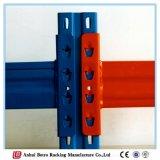 Frame ereto usado da venda Q235 de China aço quente para a cremalheira da pálete