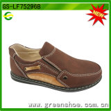 Фабрика ботинка мальчика Flatkids китайская (GS-LF75296)