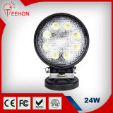 Installation fácil 4.5 Inch LED Light 24W Offroad LED Work Light