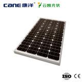 Monocrystalline панель солнечных батарей 100W PV