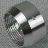 Peça fazendo à máquina de cobre do CNC das auto, peças eletrônicas, mecânicas
