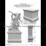 Marmeren Standbeeld Mej.-878 van Metrix Carrara van het Standbeeld van het Graniet van het Standbeeld van de Steen van het Standbeeld
