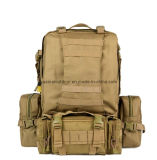 Militär und Tactical Assault Backpack mit CER Certificate
