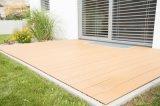 Bois de WPC Eco/paquet environnemental du Decking WPC/WPC imperméable à l'eau