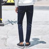 C302ばね2017最もよい販売法の人の綿の伸張のデニムのジーンズ