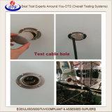 Compartimiento de clima ambiental caliente y frío del equipo de prueba para las tuberías o el vidrio
