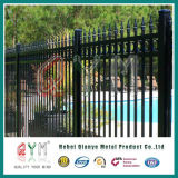 Загородка пикетчика PVC портативных панелей загородки белая для сада