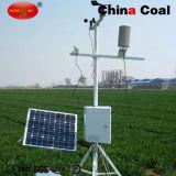 中国の石炭の自動気象台
