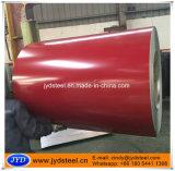 Bobine en acier PPGI de la Chine avec la couleur rouge