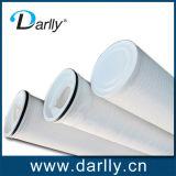 Filtro em caixa de fluxo elevado de membrana da fibra de vidro