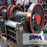 Planta técnica alemana de la quijada Crusher/Crushing Plant/Quarry de la explotación minera de Sbm